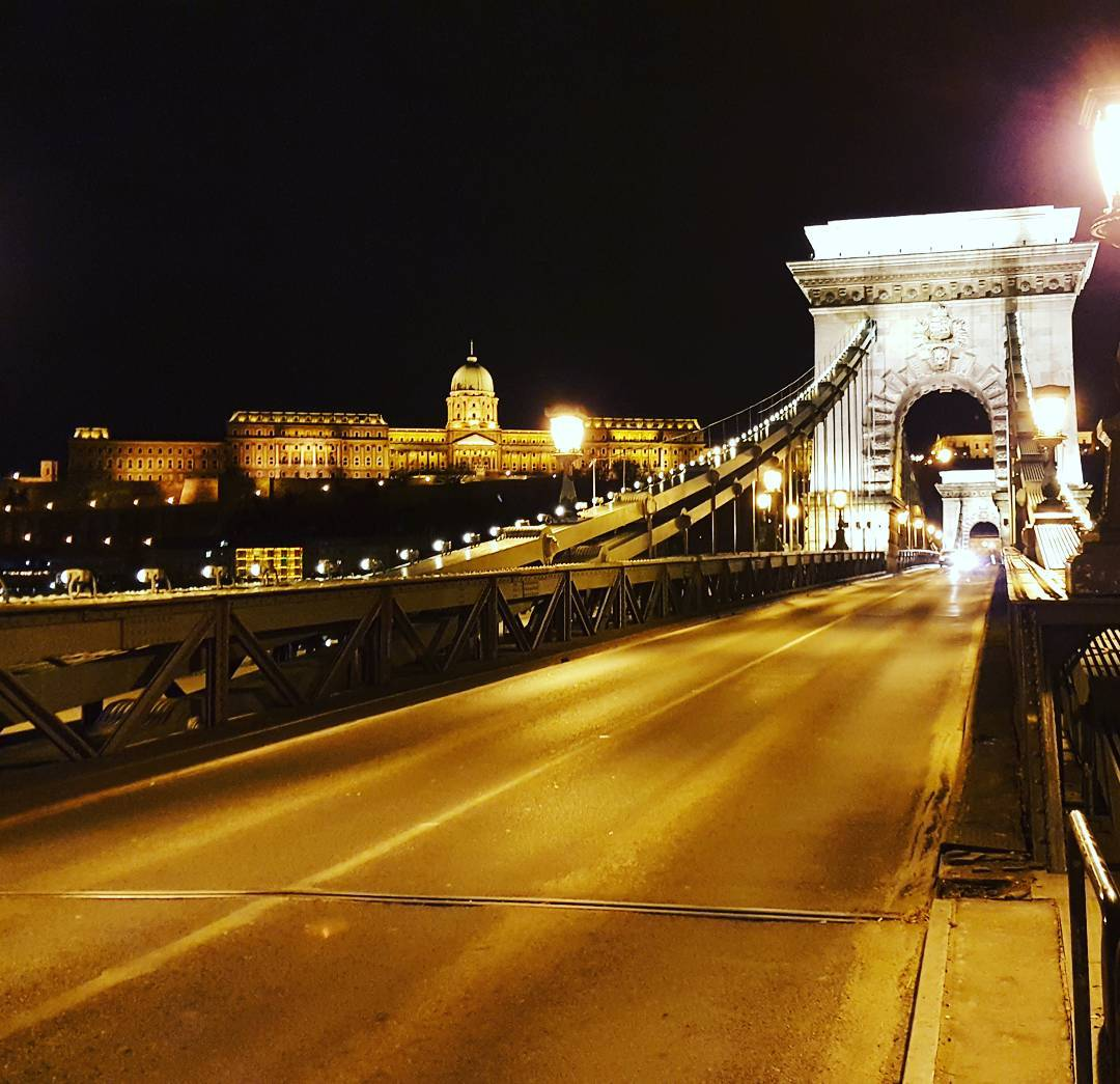Chainbridge Budapest/Hungary