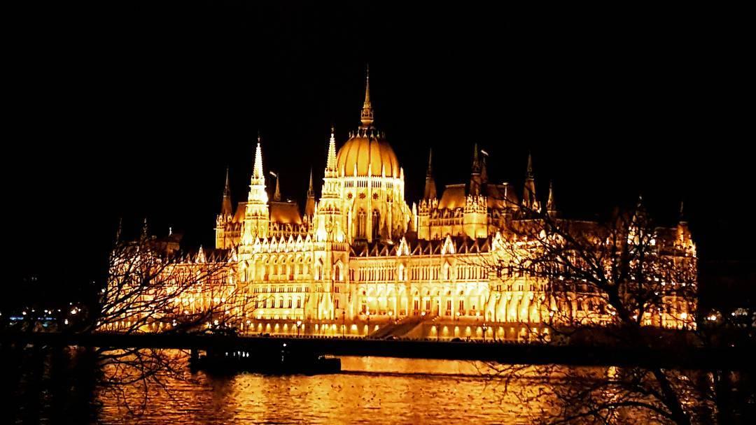 Hungarian Parliament, Budapest