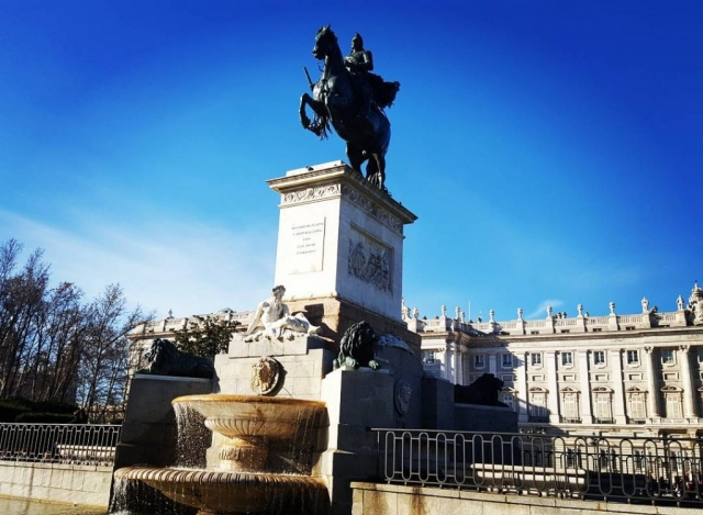 Spain Royal Palace
