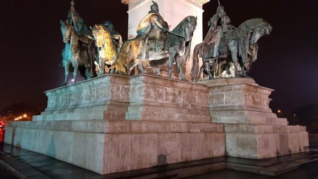 Budapest The Millennium Monument